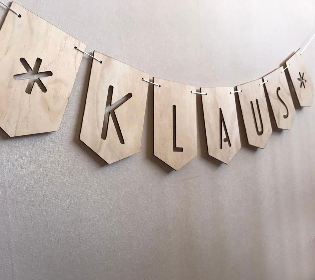 Nombres decorativos